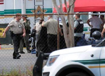 Un hombre se suicidó tras provocar tiroteo en Orlando