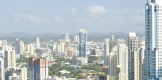 actividad económica en Panamá
