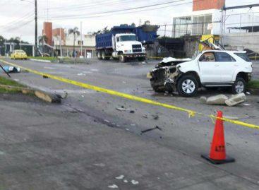 Casi 200 accidentes de tránsito diarios se registran en Panamá
