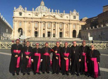 Obispos panameños hablaron con el Papa sobre el «peligro» de la ideología de género