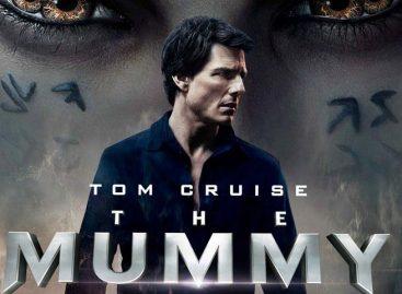 Tom Cruise regresa a la pantalla grande con «The Mummy»
