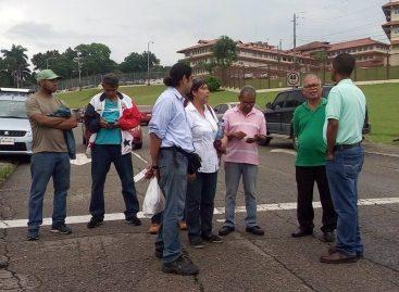 Pacientes renales protestaron por desabastecimiento de insumos