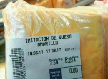 Minsa investiga venta de «imitación de queso amarillo»