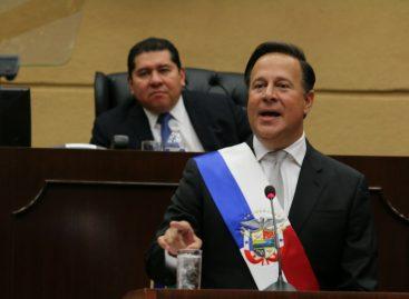 Juan Carlos Varela rendirá cuentas ante la AN este sábado