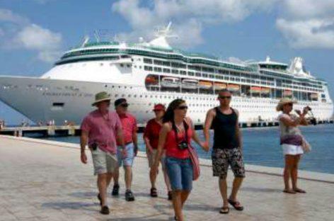 Nueva terminal de cruceros registra 60% de avance