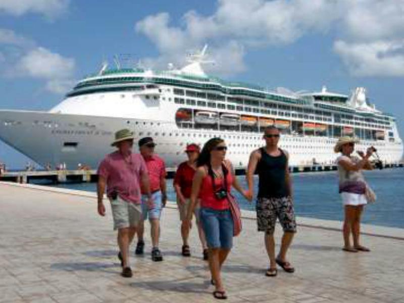M s de 205 mil turistas de cruceros han desembarcado en panam durante 2017 el click - Mes del crucero ...