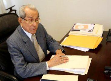 Falleció Jorge Rubén Rosas, exlegislador y fundador de Molirena