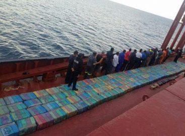 Incautaron 4 toneladas de drogas ycapturaron a 64 narcos de varias nacionalidades