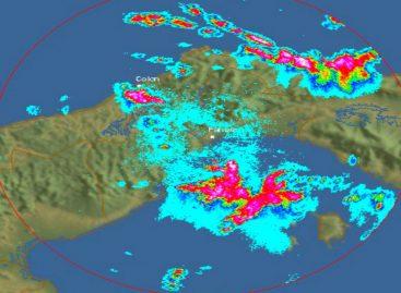 Sinaproc alerta por sistema de mal tiempo en el país