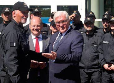 Presidente de Alemania condenó hechos irregulares en contra del G20
