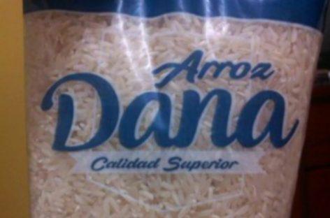 Desmienten venta de arroz contaminado con insectos