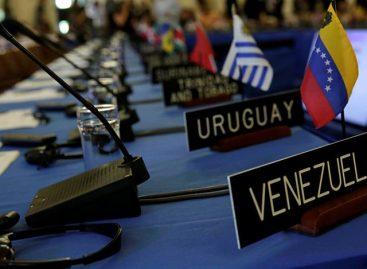 Almagro solicitó Sesión Extraordinaria de la OEA para tratar situación de Venezuela