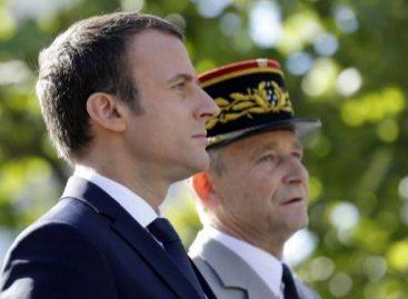 Dimitió el jefe del Ejército francés tras enfrentar a Macron por el presupuesto