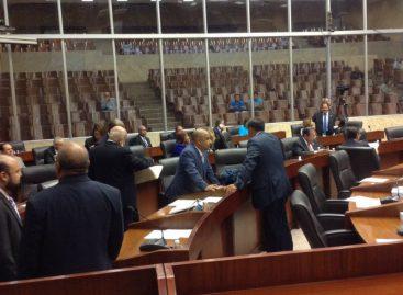 Ábrego asumió presidencia de la Asamblea Nacional con 46 puntos en agenda