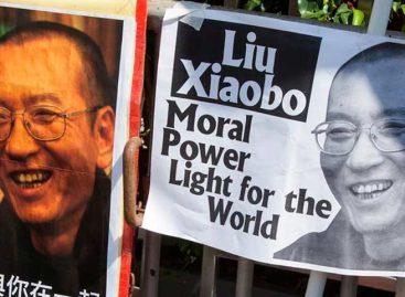Murió el nobel de la Paz chino Liu Xiaobo