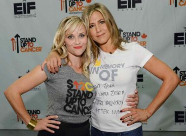 Jennifer Aniston y Reese Witherspoon unen fuerzas en una serie de televisión
