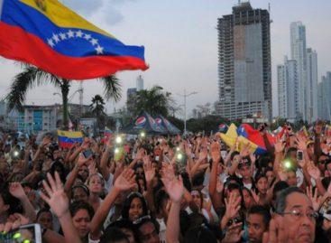 Venezolanos en Panamá protestaron a favor de Guaidó y pidiendo el «cese de la usurpación»