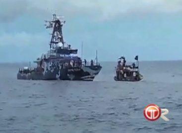 Pescadores acusan a ambientalistas de amedrentarlos con armas