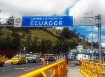 Ecuador negó estar rechazando venezolanos en la frontera