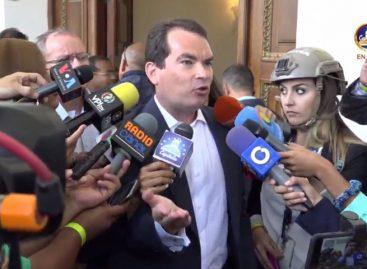 Grupos oficialistas violentos asaltaron Asamblea Nacional de Venezuela