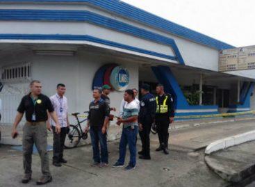 Intentaron robar sede de la Lotería Nacional en David