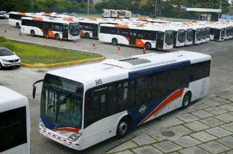 MiBus anunció cambios en ruta La Doña – Corredor Sur – Costa del Este