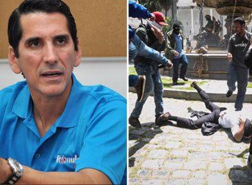 Roux condenó ataque de la «dictadura de Maduro» a la Asamblea venezolana