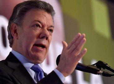 """Santos: """"Venezolanos que se refugien en Colombia serán bienvenidos"""""""