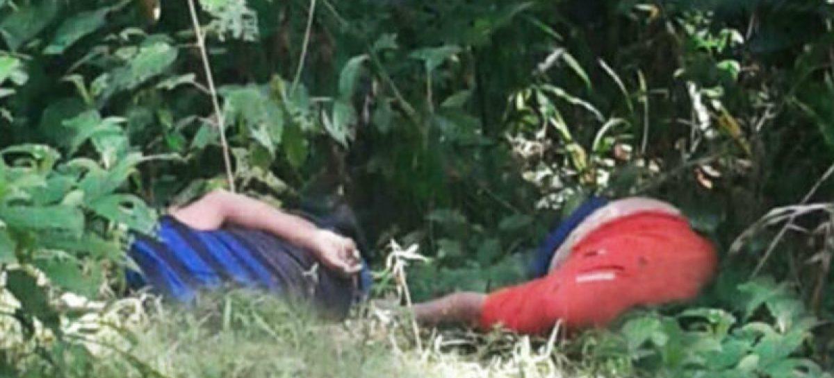 Hallaron cadáveres decapitados cerca de la frontera