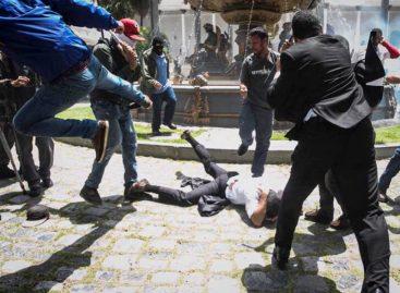 Gobierno condenó ataque violento en la Asamblea Nacional venezolana