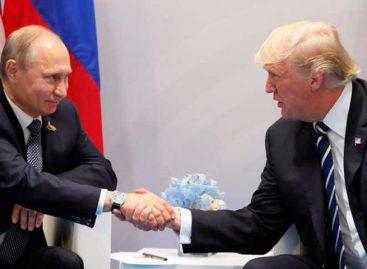 Donald Trump: relación con Rusia está en una situación «muy peligrosa»