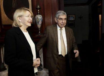 Óscar Arias recibió a Luisa Ortega Díaz y criticó a la nueva Constituyente venezolana