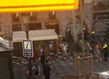 Varela condenó brutal atentado terrorista en Barcelona