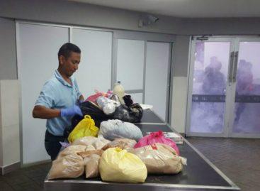 Aupsa decomisó productos ilegalmente introducidos desde Nicaragua