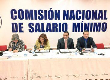Comisión de Salario Mínimo realizará consultas desde el 6 de septiembre