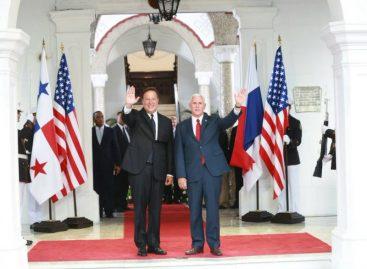 Varela prepara medidas migratorias luego del encuentro con Pence