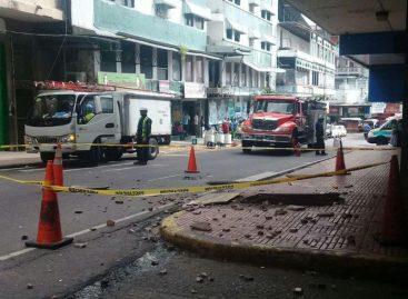 Policlínica de Santa Ana prestará servicios con normalidad luego de explosión de cables soterrados