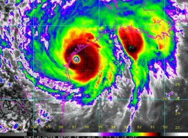 Panamá activa Centro de Coordinación de Información por huracán Harvey