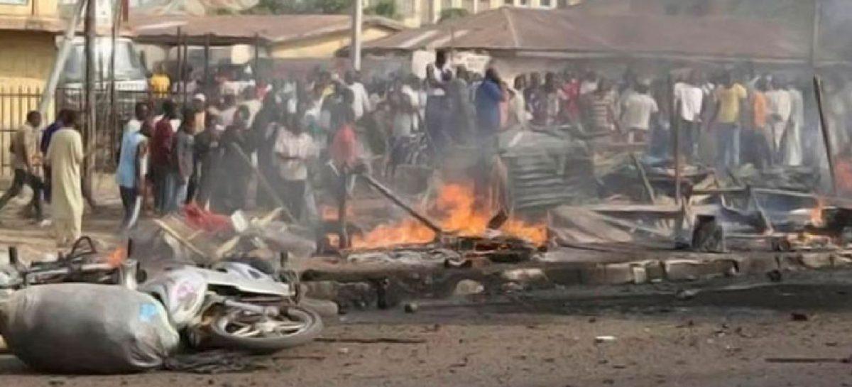 27 personas murieron tras atentado suicida en mercado de Nigeria