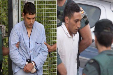 Dos sospechosos de atentados en Cataluña fueron encarcelados