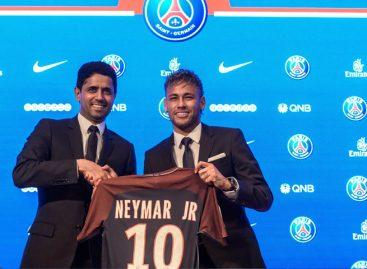 Neymar: Quiero ayudar a escribir la historia de este club