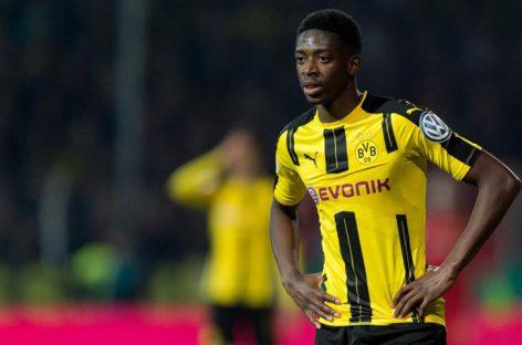 Dortmund subrayó que el traspaso de Dembélé al Barcelona no está cerrado