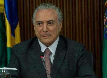 Brasil: Congreso completa trámites y decidirá si Temer puede ser enjuiciado