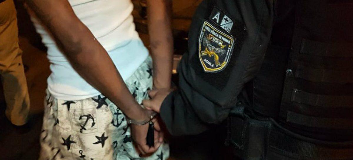 Operativo antipandillas en San Miguel dejó trece detenidos