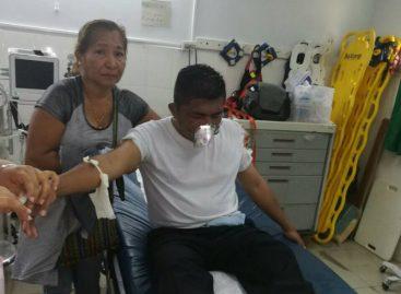 Cuatro docentes heridos y seis detenidos durante protesta en la Interamericana
