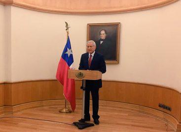 Chile otorgó asilo político a cinco magistrados venezolanos