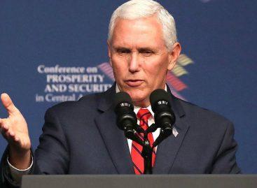 Protestarán en contra de la visita del vicepresidente EEUU a Panamá