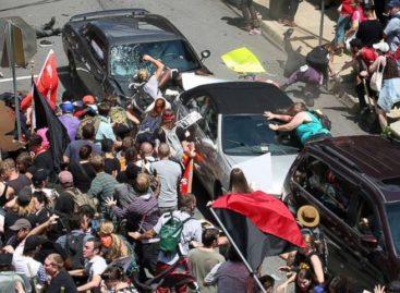 """Fiscal de Estados Unidos tildó ataque de Charlottesville como """"terrorismo doméstico"""""""