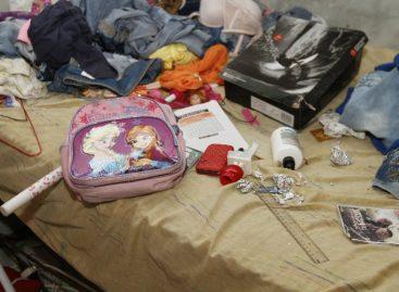 Asesinaron a una niña de cinco años durante un robo en su vivienda