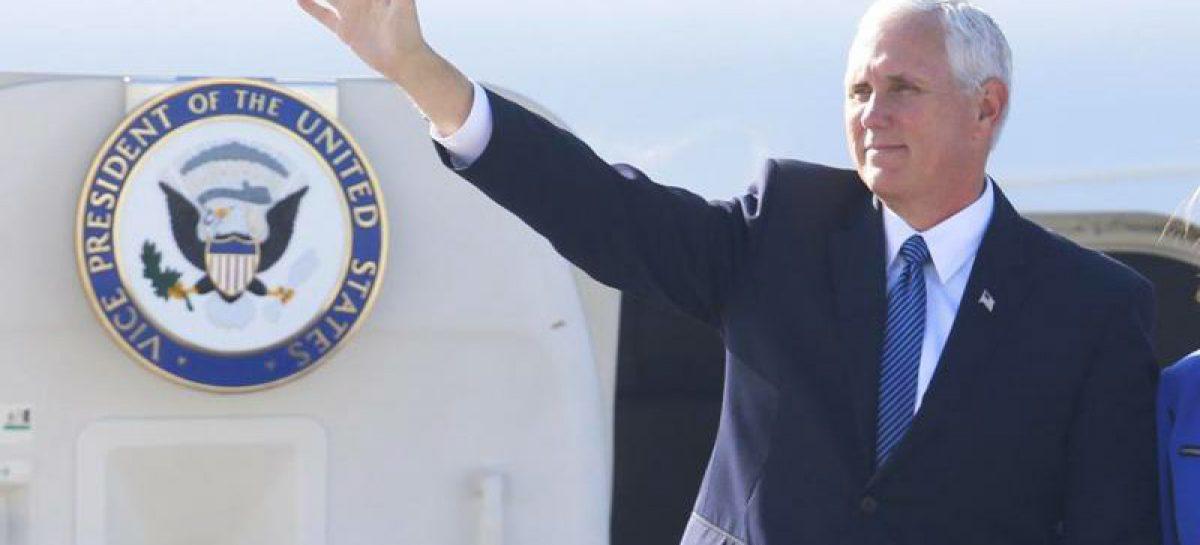 Relevan a equipo de seguridad de Pence por llevar mujeres a hotel en Panamá